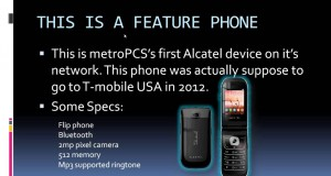 Alcatel 768 – best mobile phones
