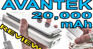 Best battery pack? Avantek 20,000mah for iPhone, A7s, Gopro, NEX, tablet, ipad, android mobile phone