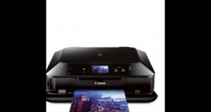 Canon PIXMA MG7120 Wireless Color Photo All-In-One Printer, Mobile Smart Phone and Tablet Printing