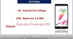 LG G Stylo Specifications & Features