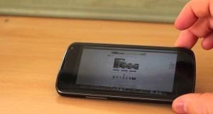 LG Google Nexus 4 – best phone