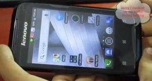 [New] Indepth Lenovo a269i mobile phone Review