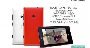 Nokia Lumia 525 GSM Mobile Phone