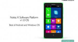 Nokia X GSM Mobile Phone (Dual SIM)