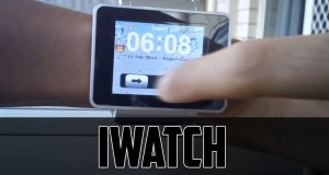 UNOFFICIAL iWATCH – Mobile Phone Watch With Camera, Facebook, Java Games & MUCH MORE!