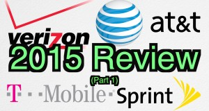 Verizon vs AT&T vs Sprint vs T-Mobile – 2015 Review (PART 1 of 2) – Network Wars 4