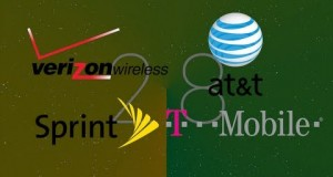 Verizon vs AT&T vs Sprint vs T-Mobile 2013 – Phone Wars 11 – Network Wars (part 1)