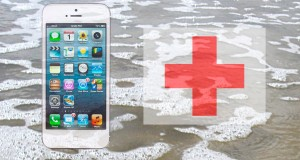 Wet Mobile Phone First Aid Kit