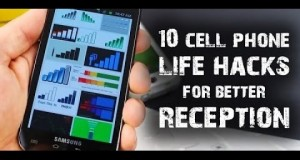10 Cell Phone Life Hacks, For Better Reception Part 2