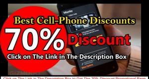 70% Discount – Alcatel 510A Prepaid GoPhone (AT&T)