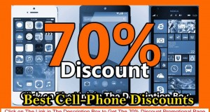 70% Discount – LG L70 Optimus – Prepaid Phone (MetroPCS)