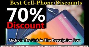 70% Discount – Samsung Galaxy S5, Black 16GB – Prepaid Phone (MetroPCS)
