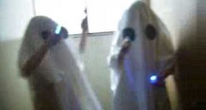 Ghost-Cell-Phone-Strap-Blue-LED-Beam-from-the-eyes