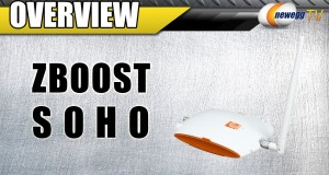 Newegg-TV-zBoost-SOHO-Dual-Band-Cell-Phone-Signal-Booster-Overview