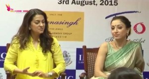 A Talk With Mrs Juhi Chawla Against Mobile Radiation 01#Bollywood News
