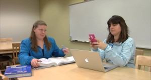 Academic Service-Learning Student Tips: What NOT To Do (Cell Phone Skit)