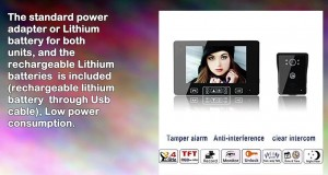 Andoer Magical Wireless Video Door Phone Intercom Doorbell Home Security