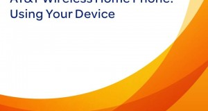 AT&T Wireless Home Phone: Using Your Device