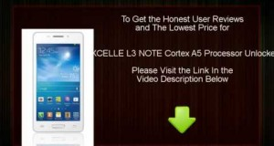 Best Reviews of AXCELLE L3-NOTE Cortex-A5 1.0Ghz Processor Unlocked Phone, 5.0″ FWVGA Scree Special