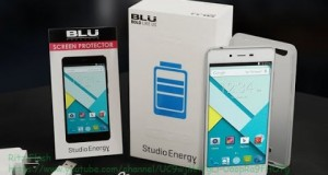BLU Studio Energy Review – US GSM- Unlocked Cell Phones (White)