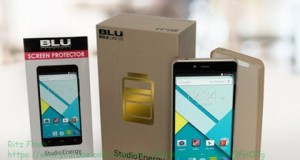 BLU Studio Energy Review – US GSM- Unlocked Cell Phones (Gold)