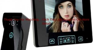Buy Safebao 2.4ghz 7 Inches TFT Wireless Video Door Phone Intercom Best Price