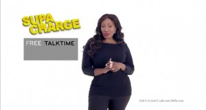 Cell C Prepaid TV Ad with Sophie Ndaba