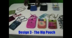 Cell Phone Pouches by AFCreation