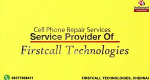 Cell Phone Repair Services by Firstcall Technologies, Chennai