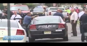 Cell phone video of officer killing his ex wife over child support