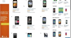 Cheap phones From Amazon com