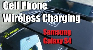 Cheap & Simple Wireless Charging – Cell Phones (Samsung GS4)