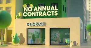 Cricket Wireless Prepaid Cellular Plan TV Commercial