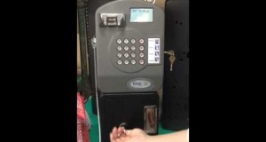 CX-920 GSM Fixed Wireless Coin Phone