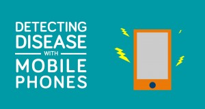 Detecting disease via mobile phone – Newcastle University Research Impact