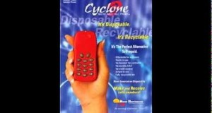 Disposable Cell Phone