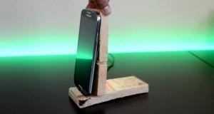 DIY: $7 Wireless Charging Phone Dock