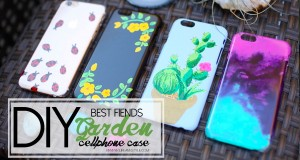 DIY Sharpie Paint Cellphone Case – Best Fiends | ANNEORSHINE