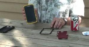 Do It Yourself! How to Install 3 Piece Cover Case on Samsung Galaxy Note 2 Cell Phone