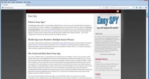 Easy Spy | Updated 2015 Easy Spy Reviews and Coupons