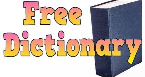 Free Online Dictionary | English