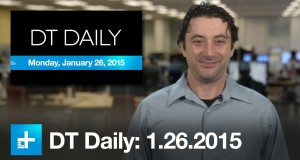 Google eyes cell service, wireless charger, free iTunes downloads – DT Daily (Jan 26)