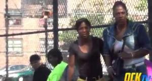 Grabbing People's Phones In The Hood Prank
