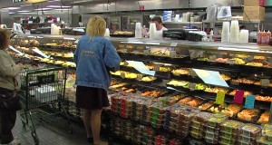 Grocery store boasts cell phone-free zone