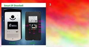 Hd Wifi Video Door Phone Doorbell Wireless Intercom Support Ios