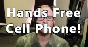 Helpful Tips 2.0: Hands Free Cell Phone!