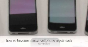 how to become master cellphone repair tech
