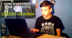 How to Destroy Your Cell Phone Reaction!