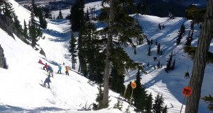 How to make a video with your cell phone hands free – #Skiing #Alpental