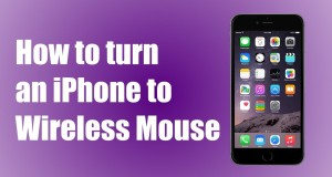 How to turn your Phone into a Wireless Mouse!